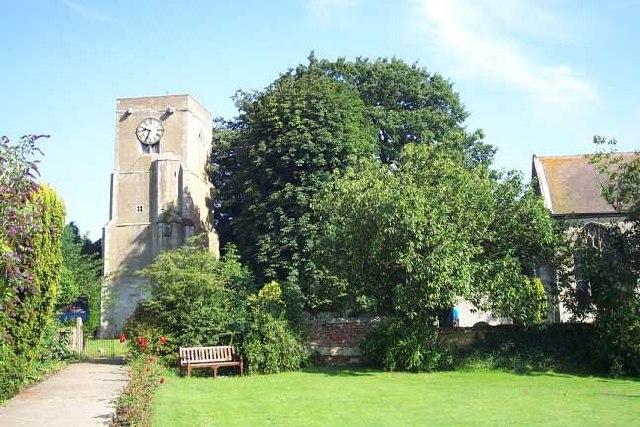 Sutton St. James Church