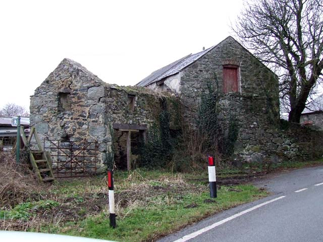 Disused farm Buildings