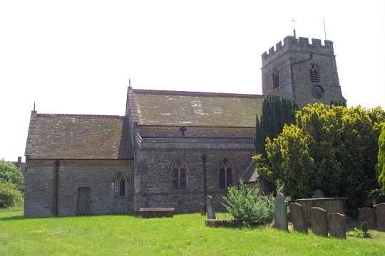 St. James the Less, Sulgrave