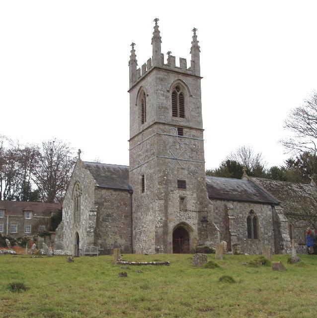 St Nicholas Church, Fisherton de la Mere
