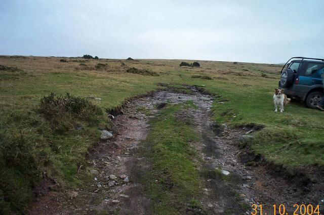 Riddon ridge - Dartmoor