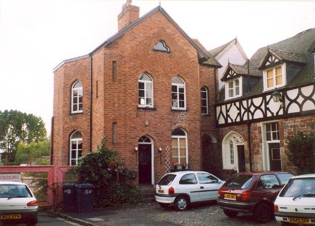 St Julian's Friars, Shrewsbury