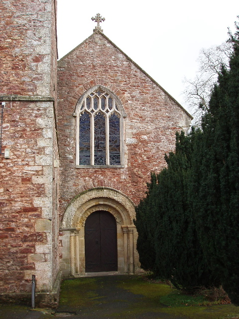 St John the Baptist church, Bishopsteignton