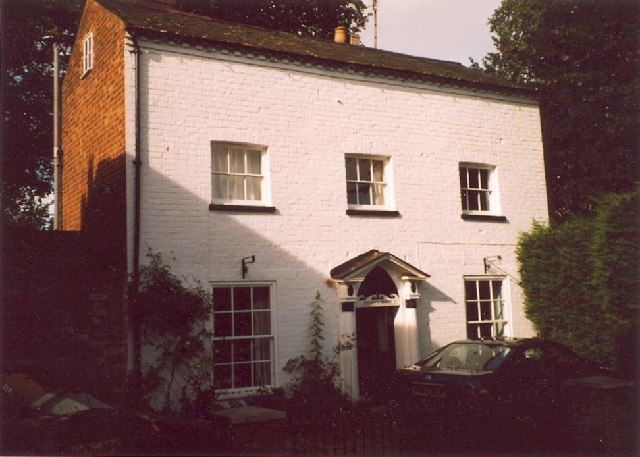 St Julian's House, St Julian's Friars, Shrewsbury