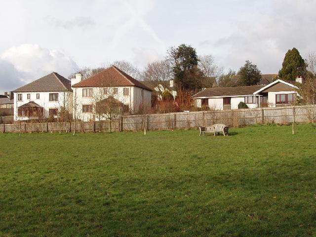 Millennium Green, Ideford