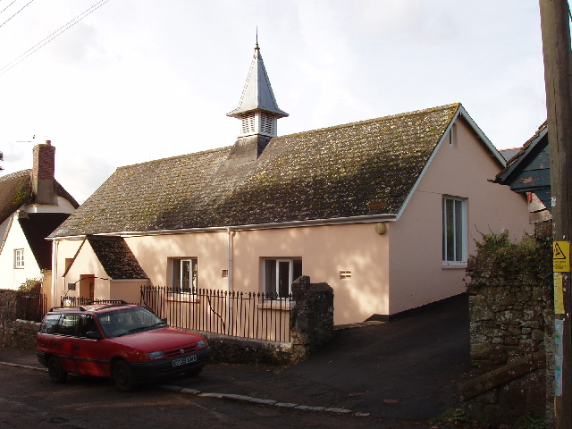 Ideford village hall