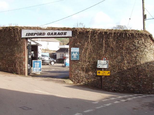Ideford Garage
