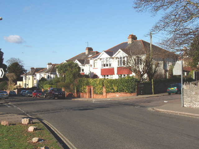 Bronshill Road, Torquay