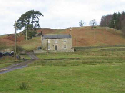 Low Thorneyburn Farmhouse