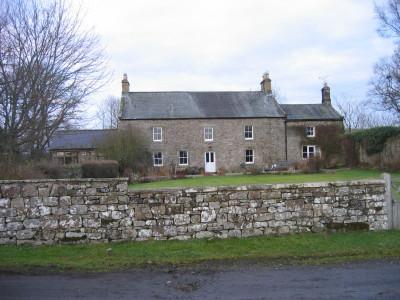 Redheugh Farmhouse