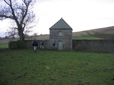 Redheugh Farm Dovecote