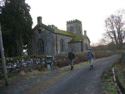 St Aidan's Church, Thorneyburn