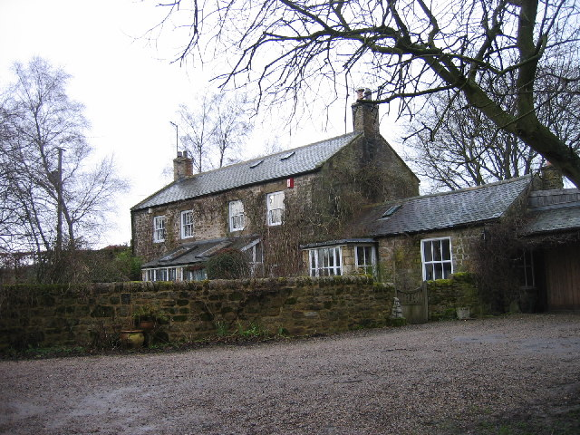 Fallowfield Dene Cottages