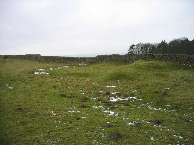 Milecastle 24, Hadrian's Wall