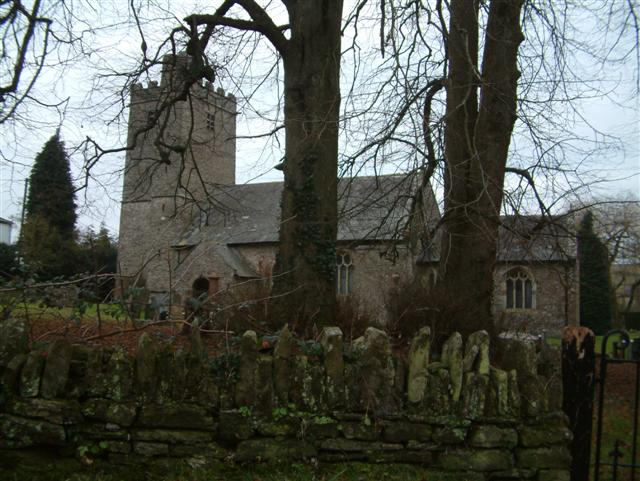 Church of St. Peter, St. Paul & St. John, Llantrissant