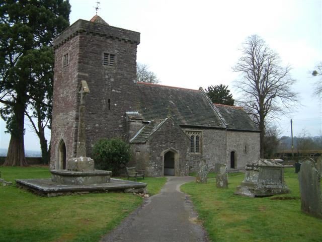 St. Andrew's Church, Tredunnock