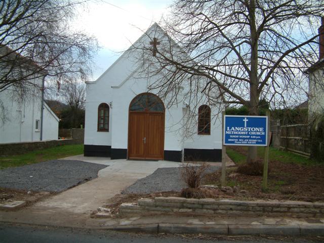 Langstone Methodist Chapel