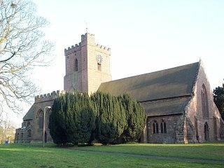 St Andrew's Church, Shifnal