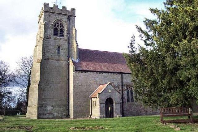Holy Trinity, Uppington