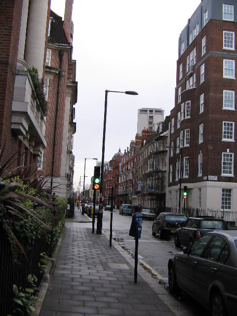 Park Street- Mayfair London