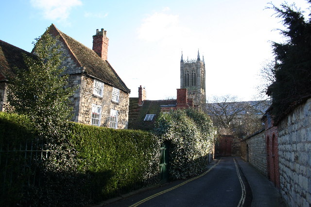 James Street & Burghersh Chantry