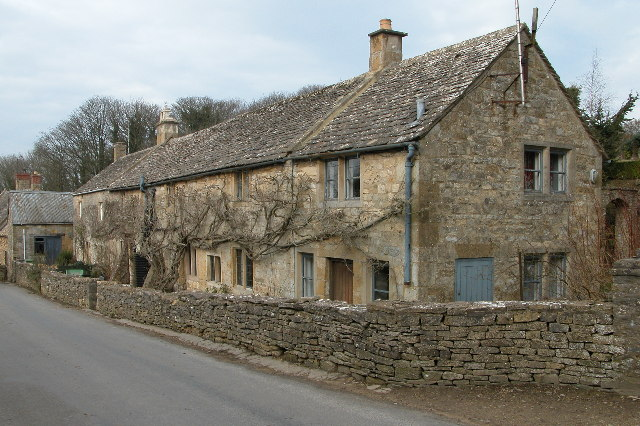 Cottages at Brockhampton