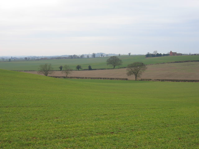 View from Clump Hill
