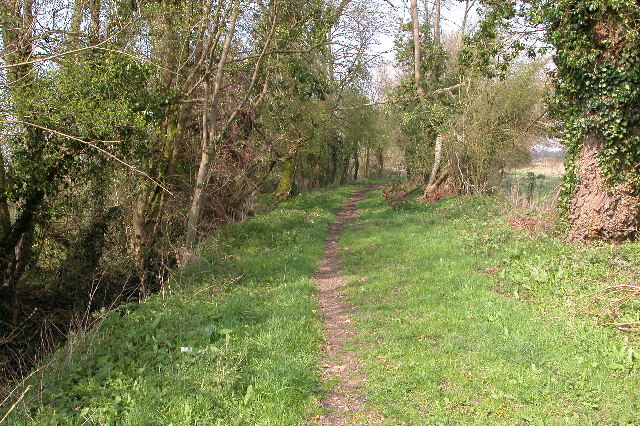 Bridleway from Baughton to Stonehall