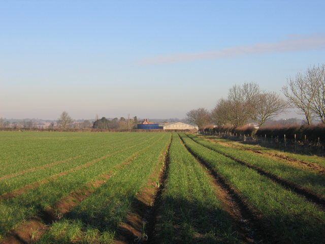 Middle Hunscote Farm
