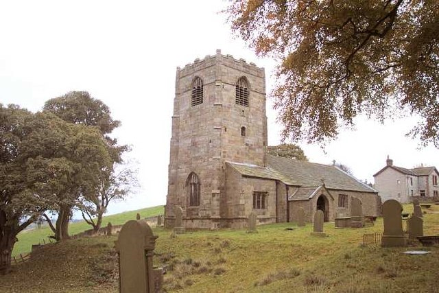 St. Mary, Thornton-in-Craven