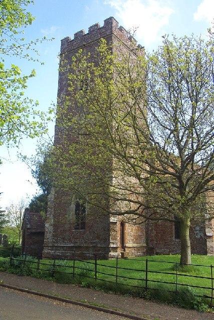 St. Giles, Wigginton