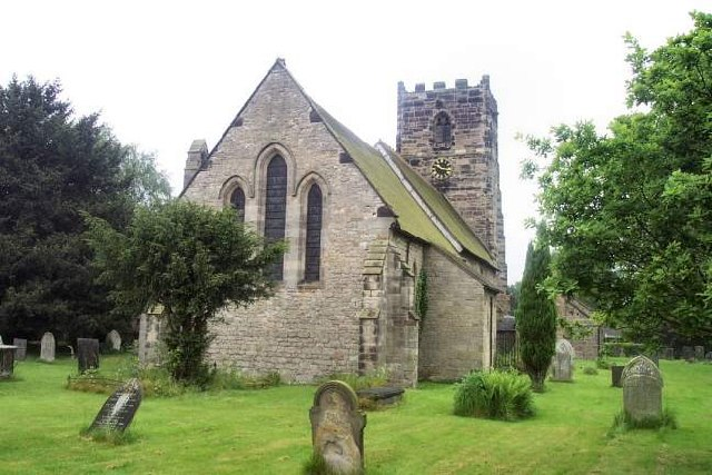 St Laurence Church, Walton-on-Trent
