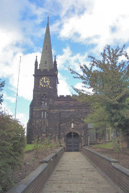 St. Bartholomew's Church, Wednesbury