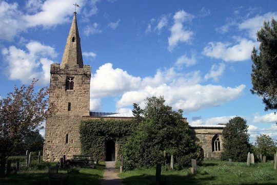 St. Andrew, Twyford
