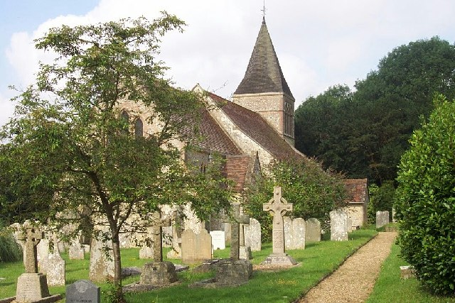 St. Mary, Slindon