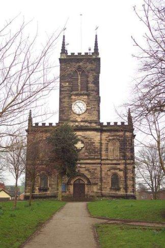 St. Michael, Stone