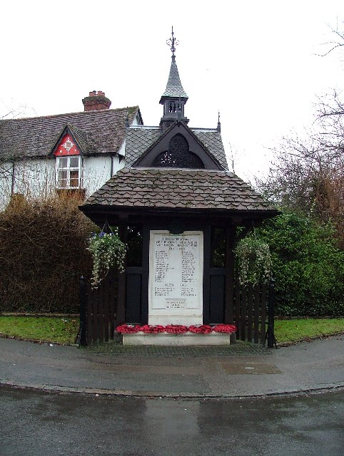 Clifton war Memorial.