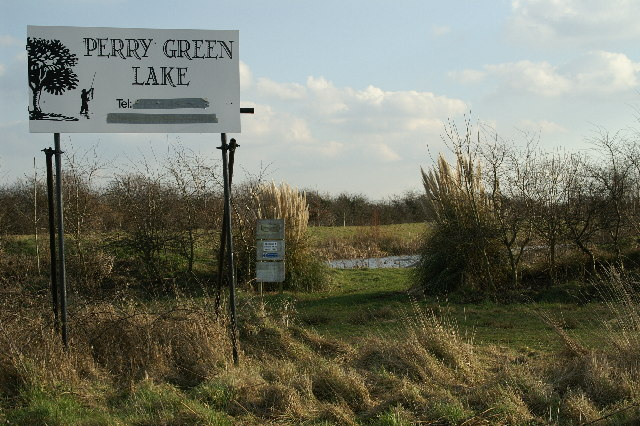 Perry Green Lake Fishing Pond