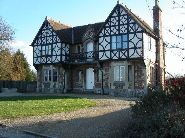 A riverside house in Framilode