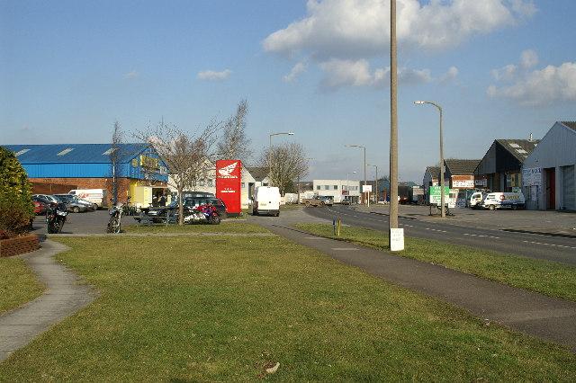 Riverside Business Park, Bridgwater