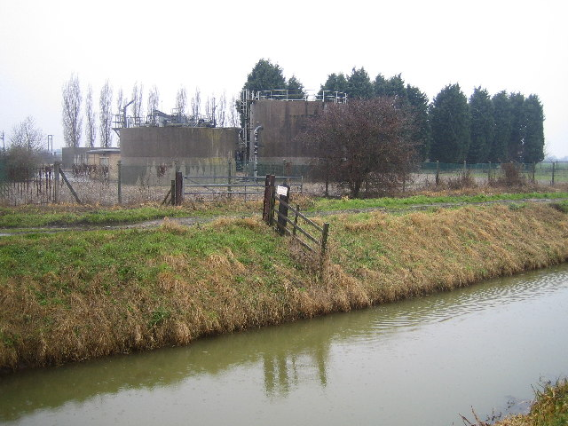 Skellingthorpe Sewage Works