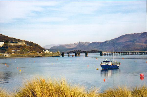 Barmouth Bridge