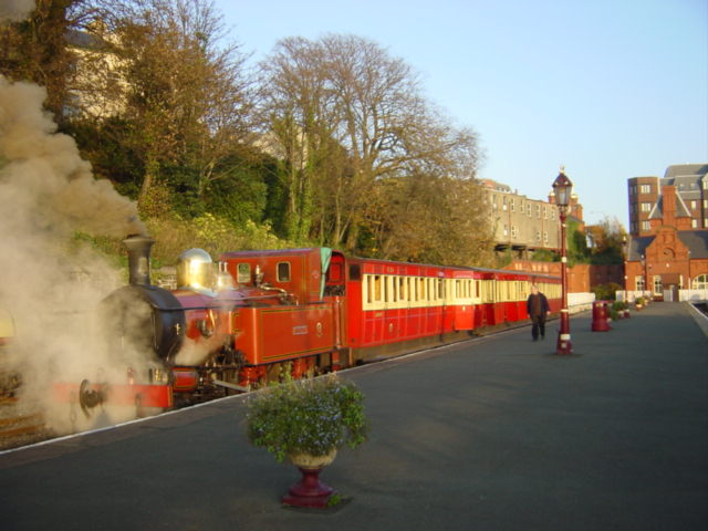 Douglas Terminus, Isle of Man Steam Railway