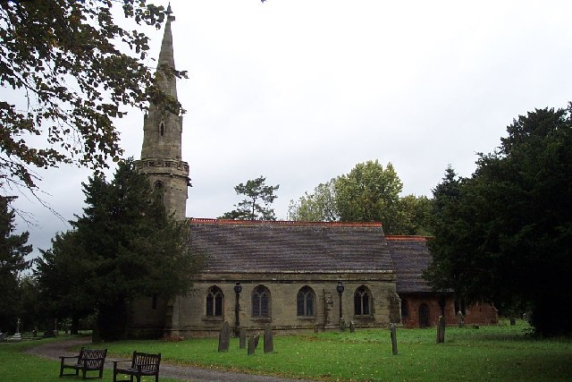 St. James, Ansty