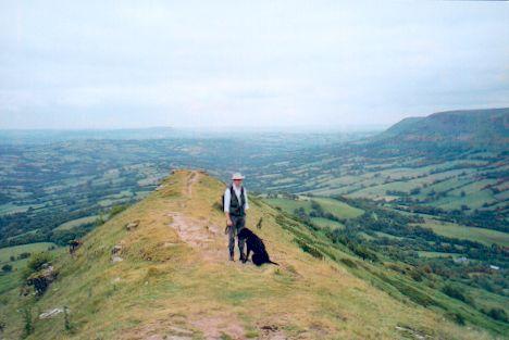 Black Hill ridge