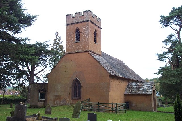St. Peter, Monkhopton