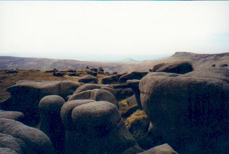 The Woolpacks, Kinder Scout