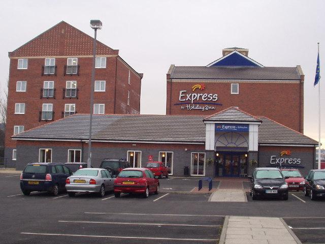 Holiday Inn Express, Gateshead