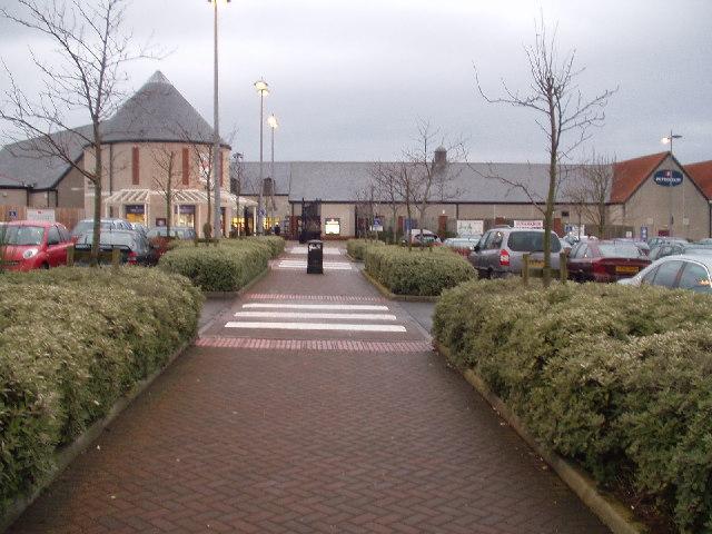 Gretna Gateway, Factory Outlet