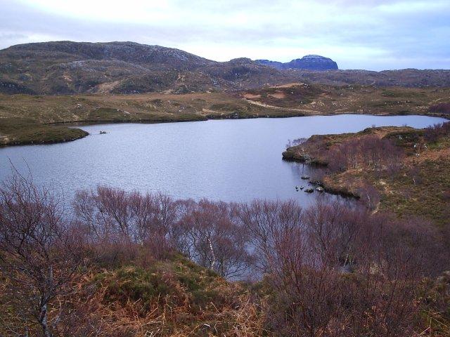 Loch Torr an Lochain